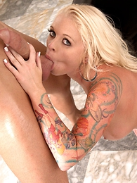 Johnny Sins, Angel Vain