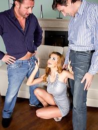 David Perry, Steve Holmes, Alice Romain