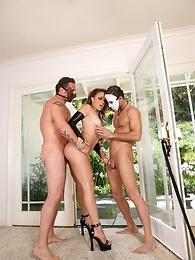 David Perry, Mike Angelo, Kirra Lynne