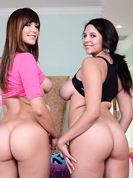 Missy Martinez, Mike Adriano, Holly Michaels
