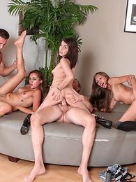 Mark Wood, Talon, Marco Banderas, Zoey Foxx, Tegan Tate, Aiyana Flora